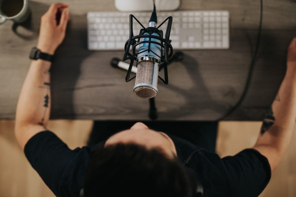 Whether you're launching full-blown podcasts or embedding audio clips into written pieces, brands should be experimenting with audio.