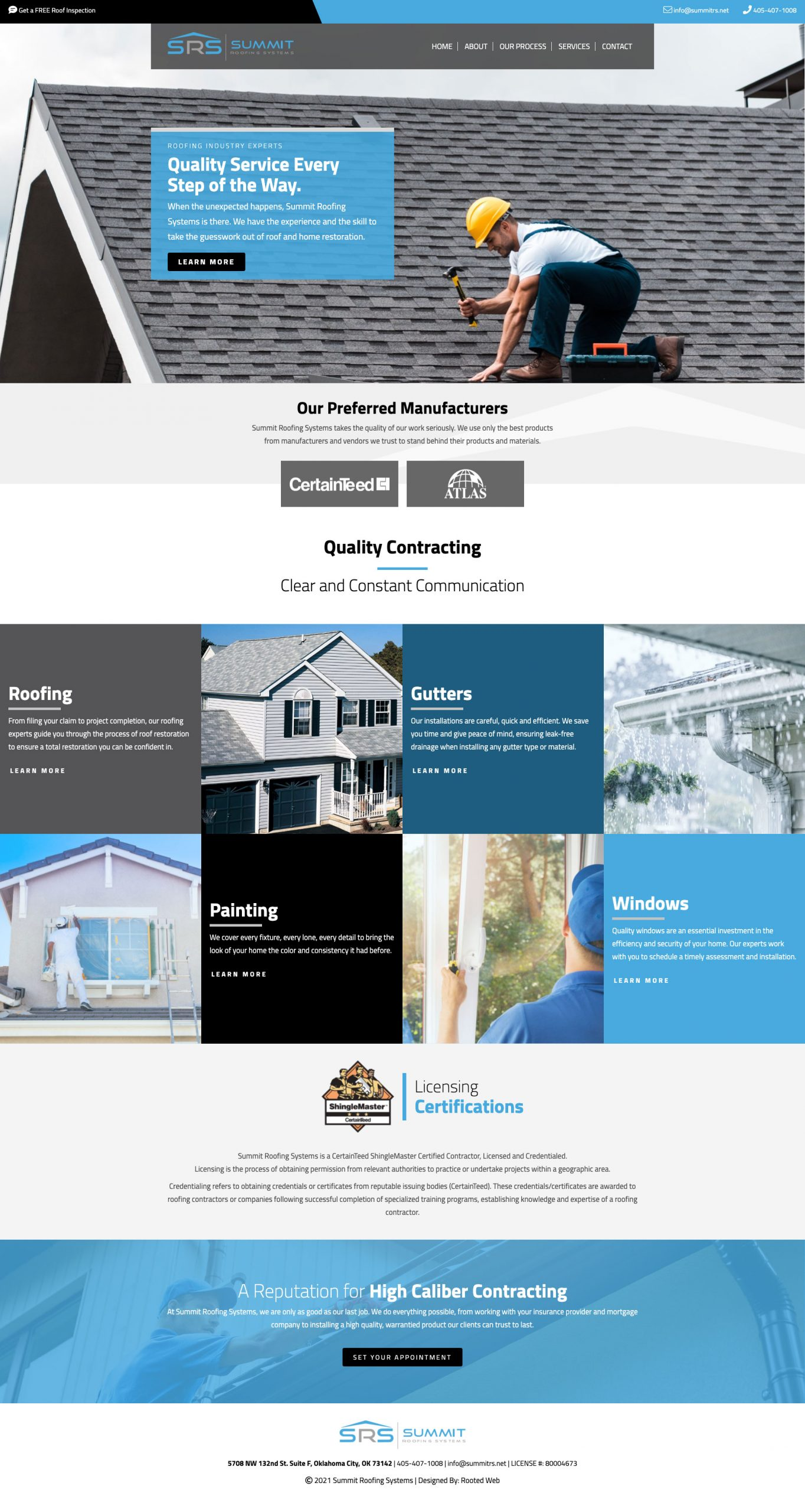 Summit Roofing Systems